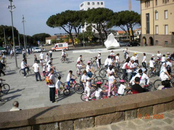 Biciclettata_70°