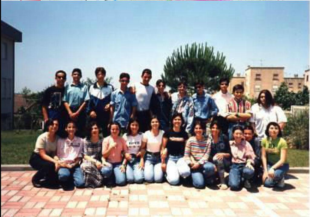 Scuola Gritti Fine Ciclo 1993-94