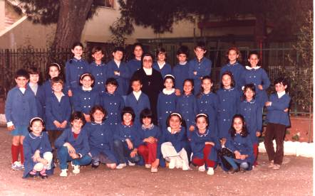 Scuola Gritti GDO 1981