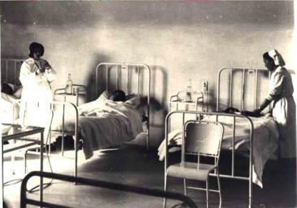 Scuola Gritti Ospedale 1943-45