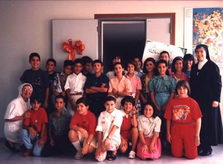 Scuola Gritti Quinta_GDO 1986