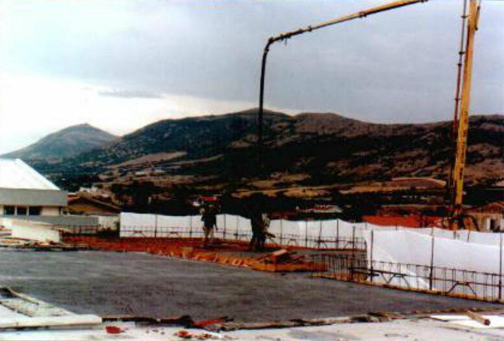 Scuola Gritti Ampliamento 2004